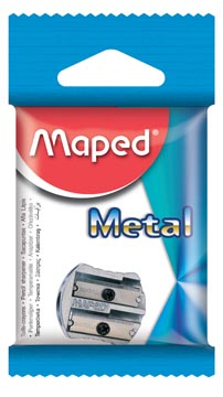 Maped taille-crayon Classic, 2 trous, sous blister