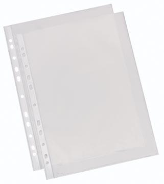 Esselte pochettes perforée granulée, standard, 70 microns