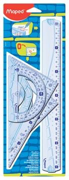 Maped kit de dessin Geometric
