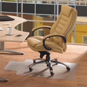 Floortex tapis de sol Computex, pour les surfaces dures, avec entaille ft 51 x 25 cm, ft 120 x 90 cm