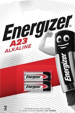 Energizer pile Alcaline, A23, blister 2 pièces