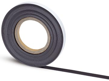 Maul bande magnétique auto-adhésive 10 m x 15 mm