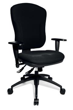 Topstar chaise de bureau Wellpoint 30 SY, noir