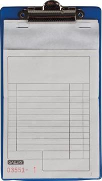 Recharge pour distributeur de bons de caisse, paquet de 25 blocs (2X50)