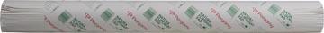 Pergamy bloc pour tableau de conférence Natura, recyclé, ft 65 x 98, blanc et neutre, rouleau de 50 feuil