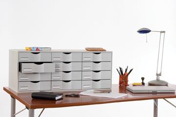 Paperflow bloc à tiroirs, 12 tiroirs, largeur 81,3 cm