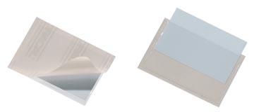 Durable Pocketfix boîte de 100 pièces, ft intérieur 90 x 57 mm