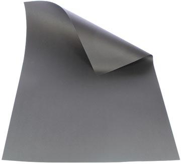 Folia papier à dessin coloré noir
