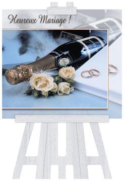 Cartes de v ux marriage, Français