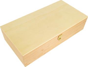 Kangaro boîte à dessin en bois
