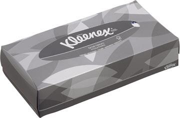 Kleenex mouchoirs en papier, 2 plis, 100 feuilles