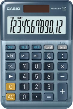 Casio calcularice de bureau MS-120EM