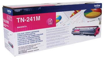Brother toner, 1.400 pages, OEM TN-241M, magenta