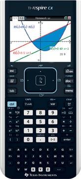 Texas calculatrice graphique TI-Nspire teacher pack CX II-T: 10 pièces