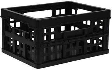 Really Useful Box bac pliante 1,7 litre, noir